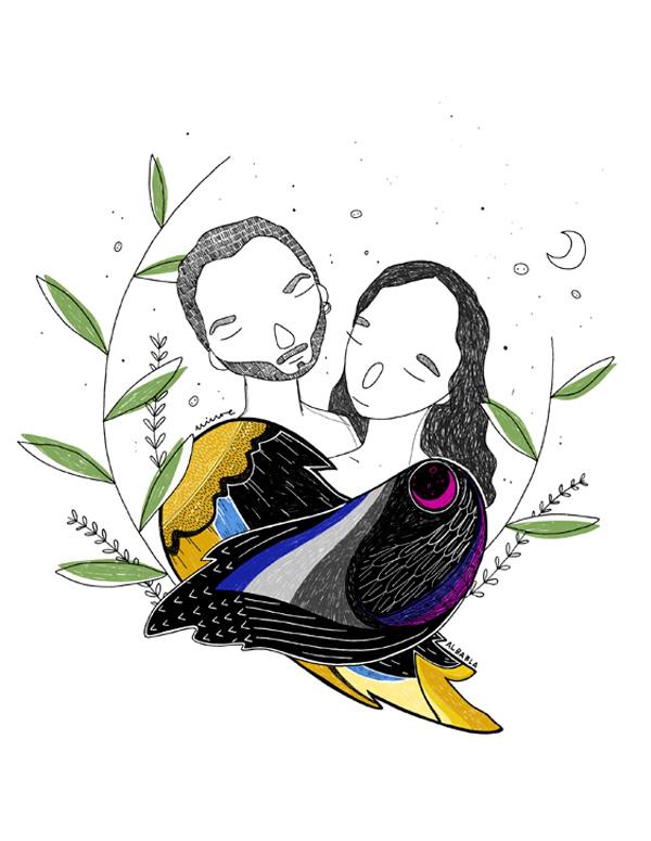 alba-bla-ilustracion-personalizada-ester-i-david